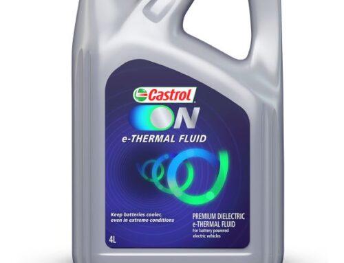 Innovativo fluido della linea Castrol ON per la gestione termica delle batterie degli EV