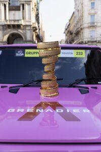 Egan Bernal, INEOS Grenadiers, conquista il Giro d'Italia 2021