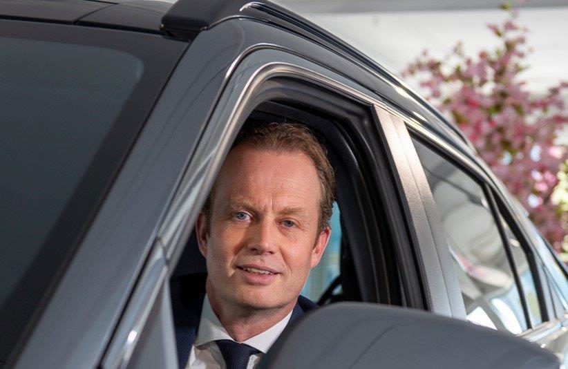 Nuovo Presidente e CEO Mitsubishi Motors Europe