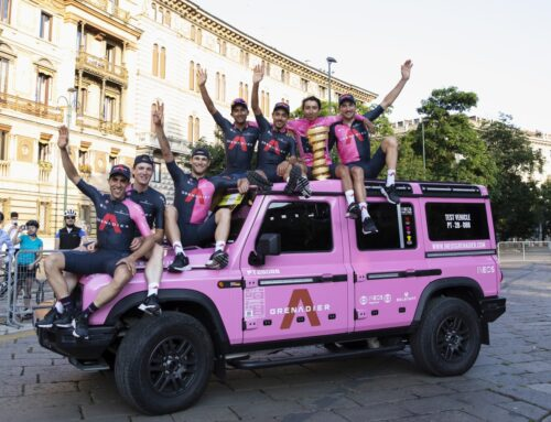 Egan Bernal vince il Giro e tinge di rosa Milano e INEOS Grenadier