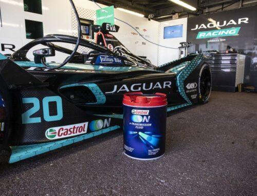 Castrol e Jaguar Racing: nuovi fluidi per la Formula E