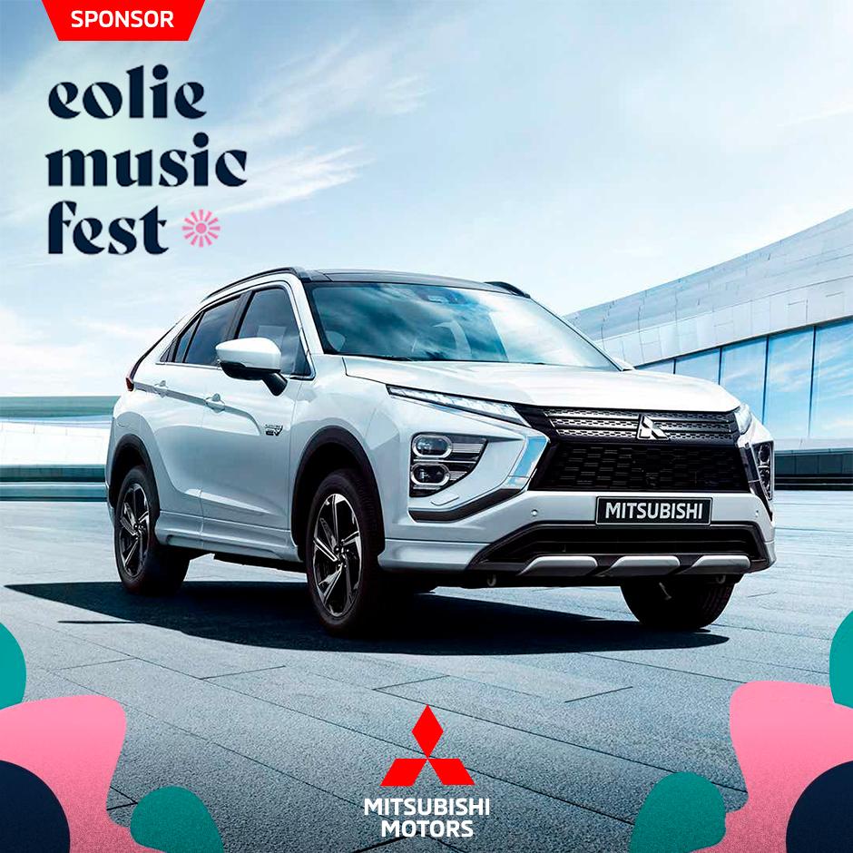 Eolie Music Fest e Mitsubishi