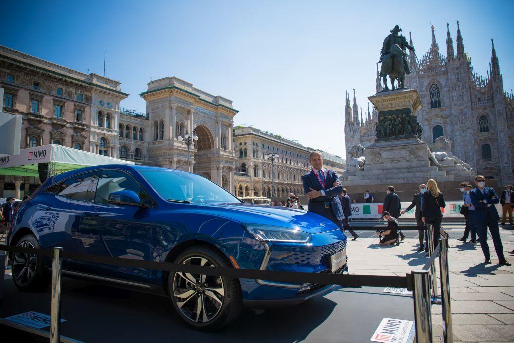 Gruppo Koelliker e KGen al MiMo - Il CEO Luca Ronconi e Seres 3