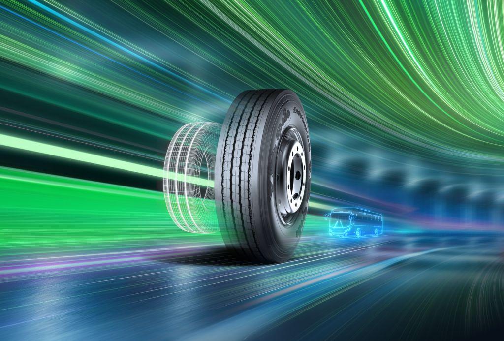 Apollo Tyres entra nel mercato degli pneumatici per autobus con il nuovo EnduComfort CA ad alte prestazioni