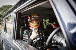 INEOS Grenadier al Goodwood Festival of Speed 2021