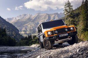 INEOS Automotive - INEOS Grenadier