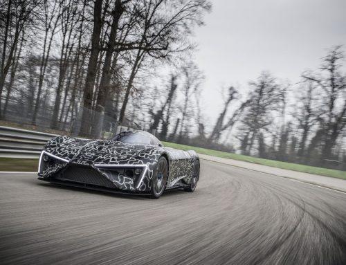 Techrules in Monza