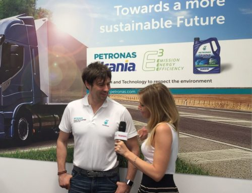 Petronas Urania Grand Prix Truck